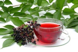 4. Elderberry tea sciatica