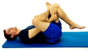 5. Piriformis Stretch Sciatica