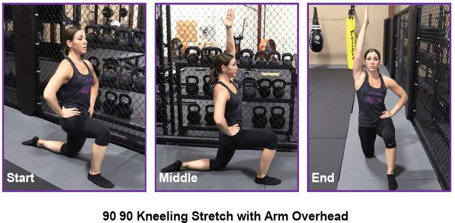 12.a unlock your hip flexors exercises
