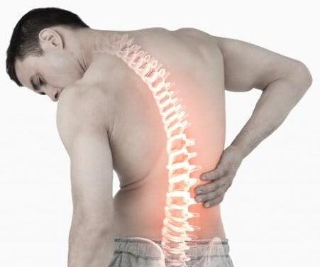 2. sciatica pain