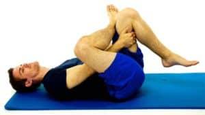 6. Piriformis Stretch Sciatica
