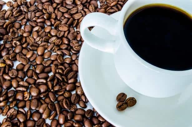1. Coffee increase metabolism