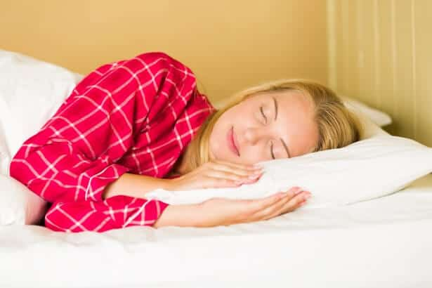 2. good sleep help metabolism