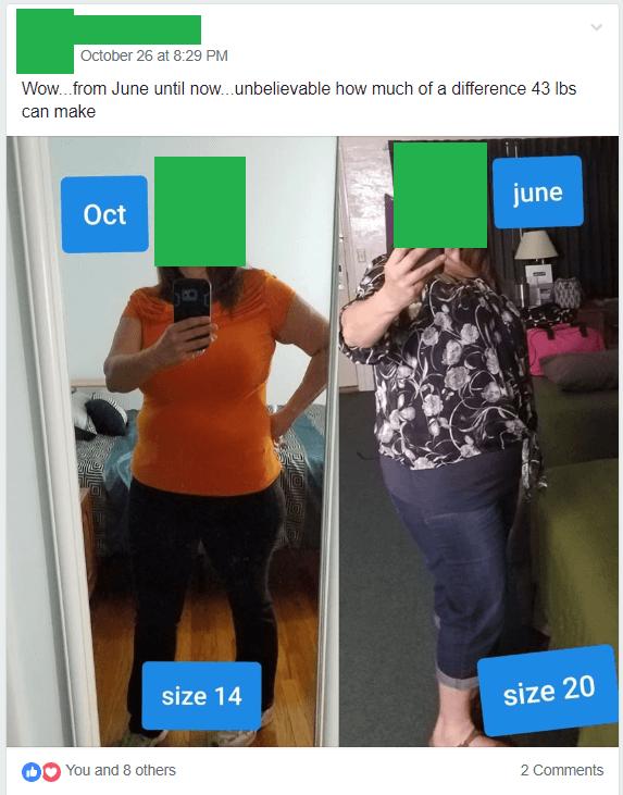 6.1 2 Week Diet Testimonials