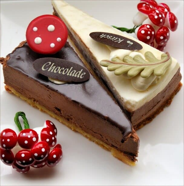 1. cakes, sugar and insulin