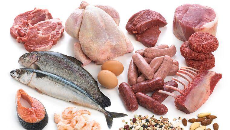 4. meats
