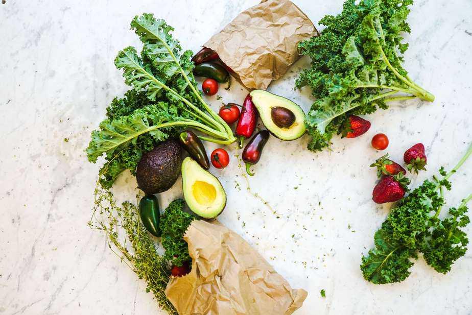 5. vegetables