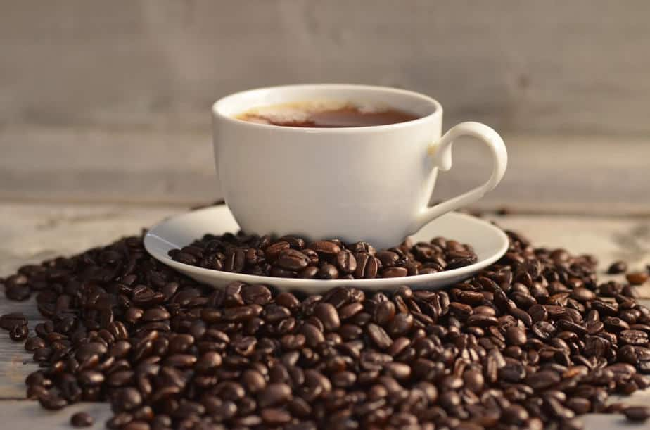 4.coffee and beans